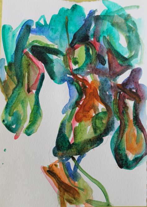 23 x 15 cm, watercolour, 2014